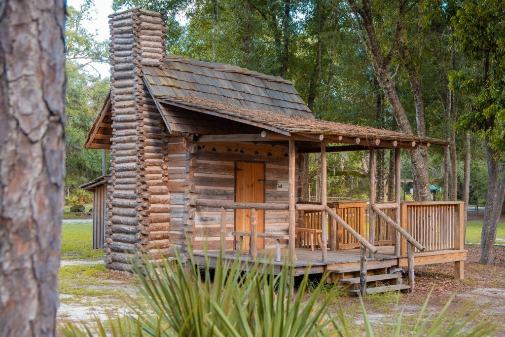 Barefoot Willy's Cabin