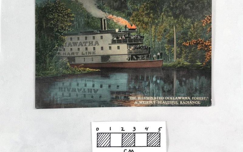 Steamboat Hiawatha