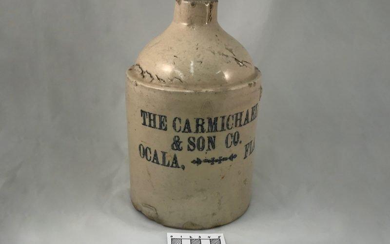 Carmichael & Son Whiskey Jug